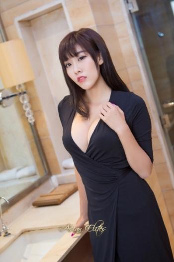 Judith 19 Years old Brunette Korean Model Escort for Fun
